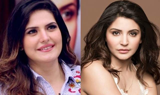 Zareen Khan Appreciates Anushka Sharma S Support After Being Trolled For Flaunting Her Her views came after she was trolled for posting a photograph, showing stretch marks on her stomach, on instagram. zareen khan appreciates anushka sharma