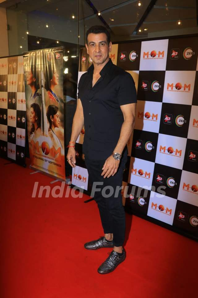 ronit roy at the screening of MOM