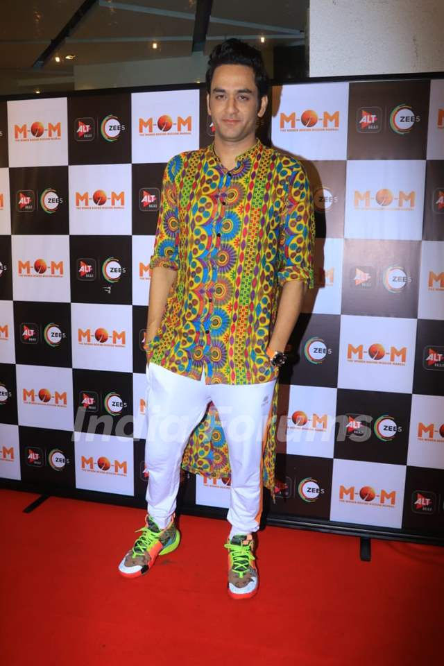 Vikas Gupta at the screening of MOM