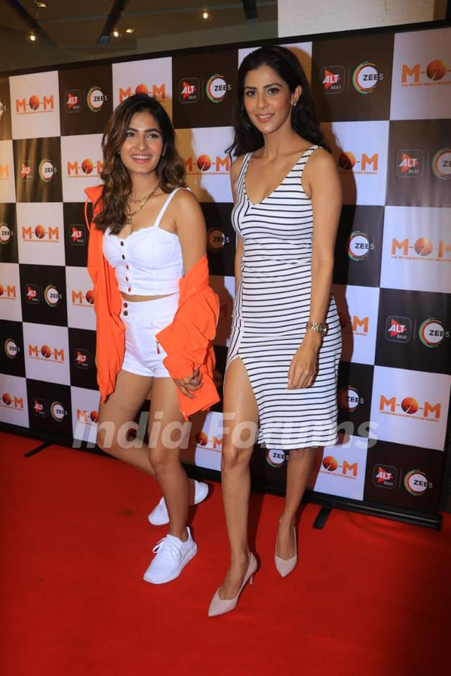Karishma Sharma at the screening of MOM