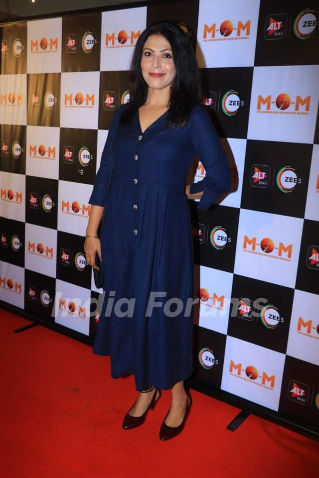 Shilpa Shukla at the screening of MOM