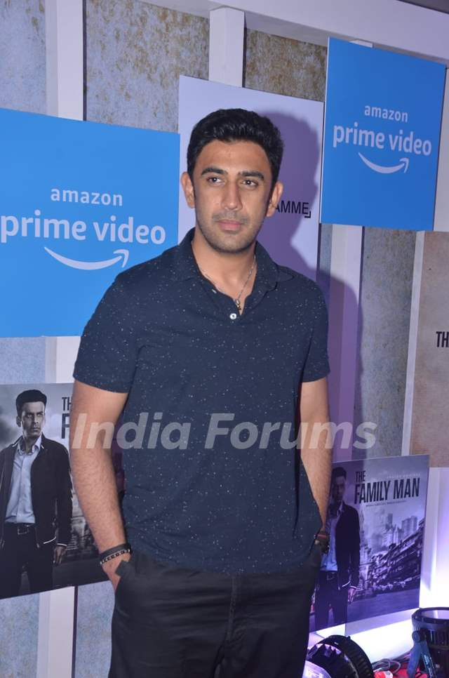 Celebrities at special screening of Amazon Prime series - Family Man at MAMI