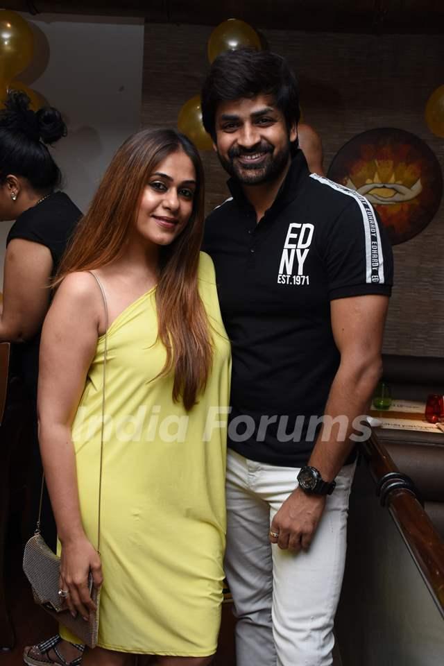 Poonam Narula and Manish Goel