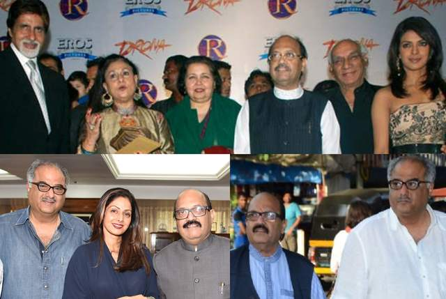 amar singh bollywood stars