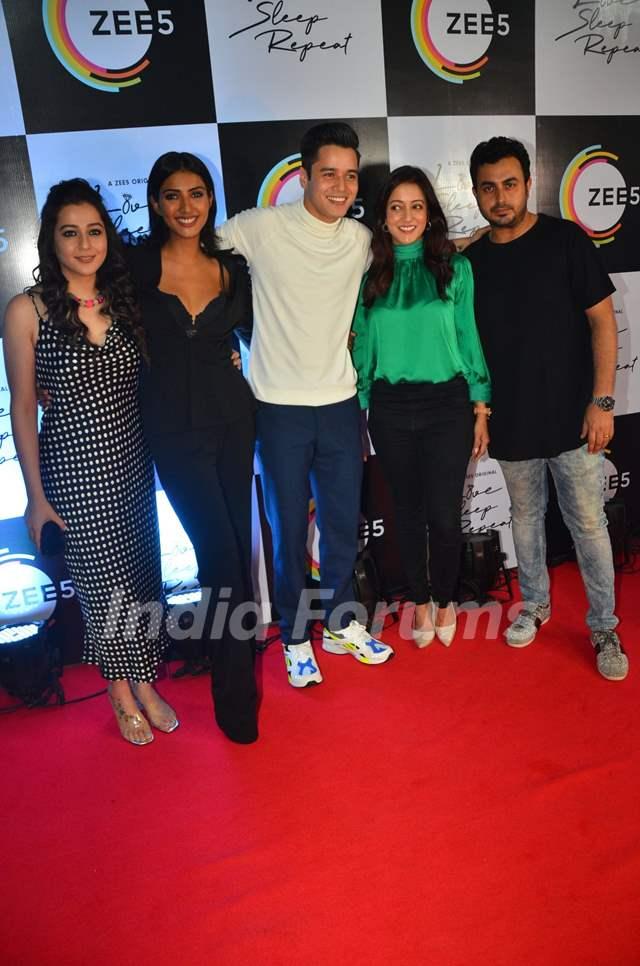 Anshuman Malhotra, Teena Singh, Priyal Gor and Raima Sen
