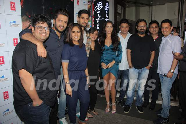 Celebrities attend Marjaavaan's success bash!