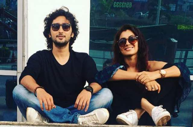 Kunal and Sriti