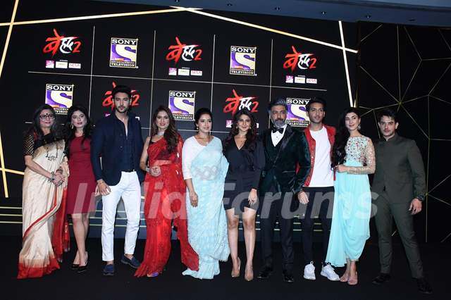 The cast of Beyhadh 2