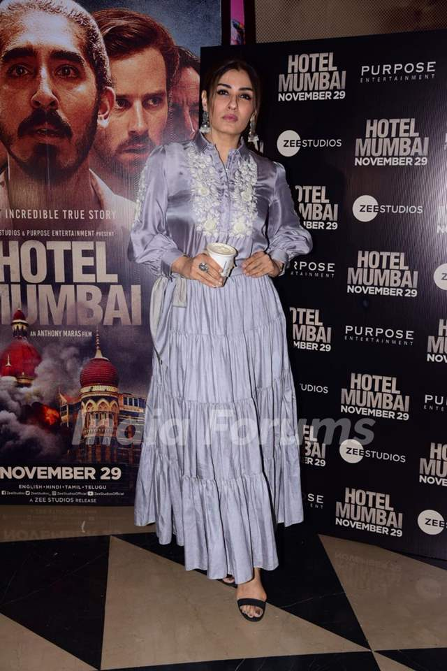 Celebs papped at the screening of Hotel Mumbai