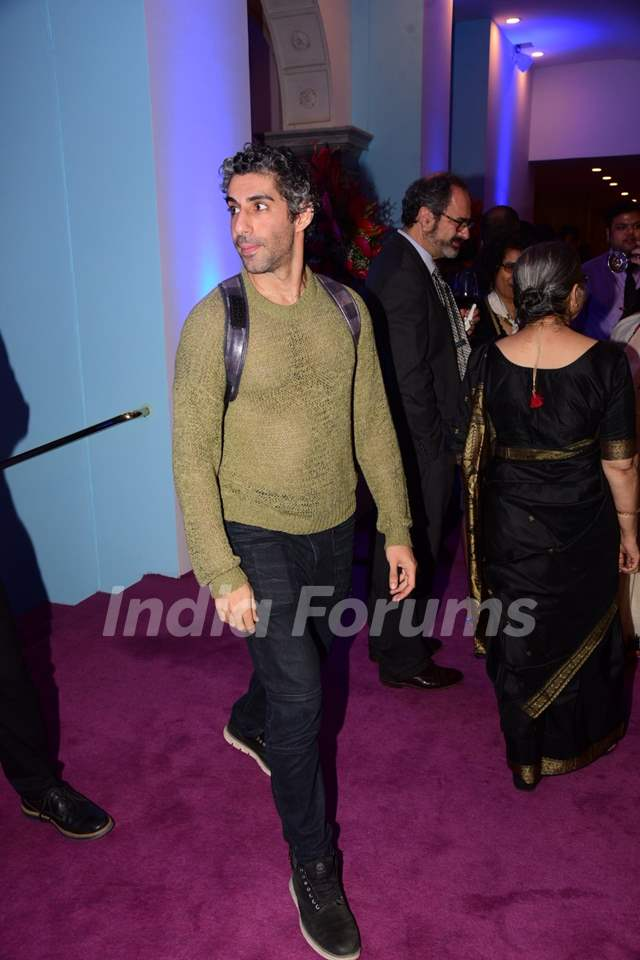 Jim Sarbh snapped around the town
