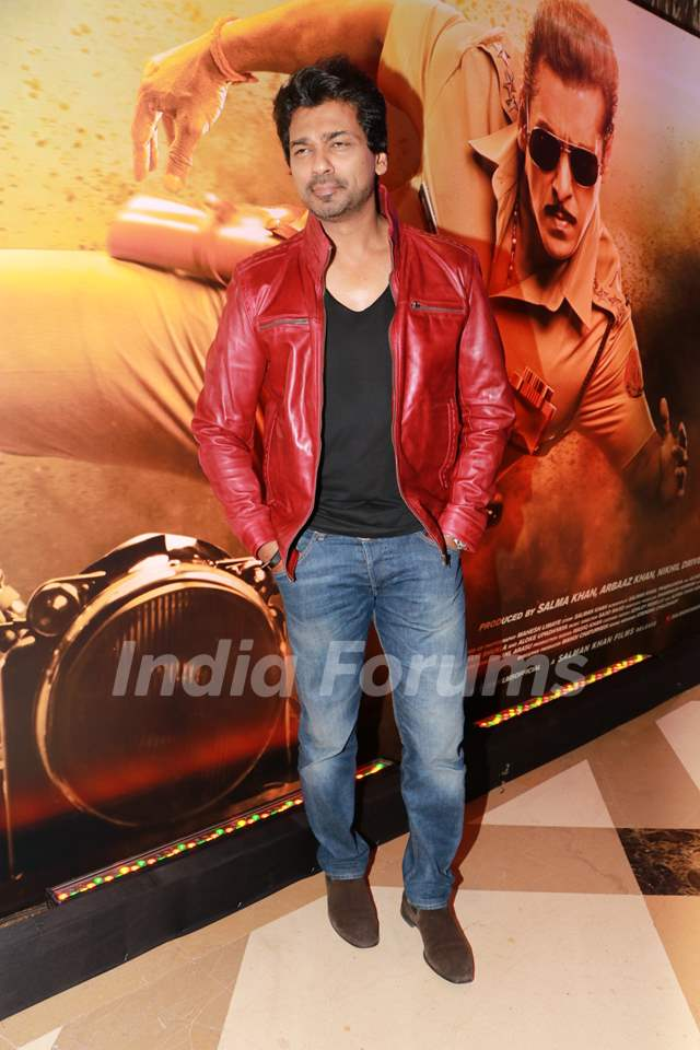Nikhil Dwivedi at the song launch