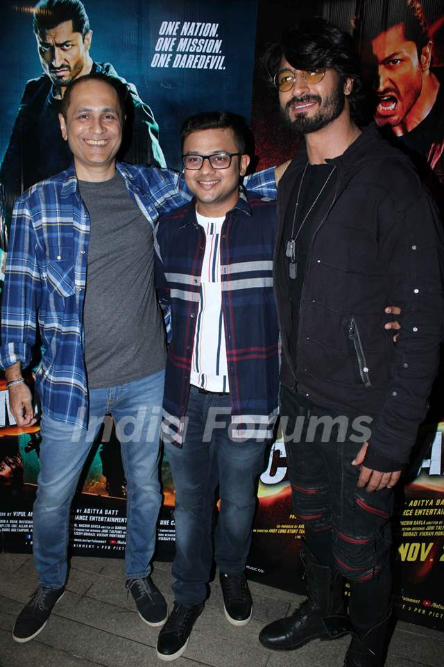 Celebs celebrate the success of Commando 3