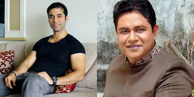 Kushal Punjabi and Ashiesh Roy