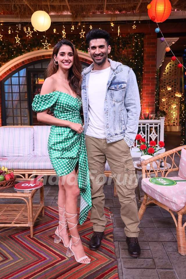 Aditya Roy Kapoor and Disha Patani