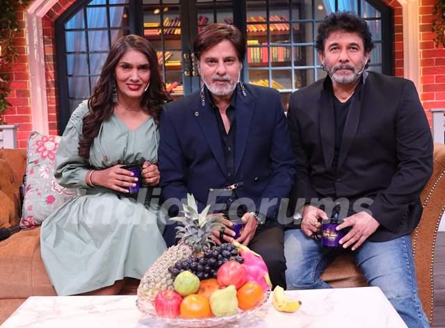 Aashiqui special- Rahul Roy, Deepak Tijori and Anu Agarwal on The kapil Sharma Show