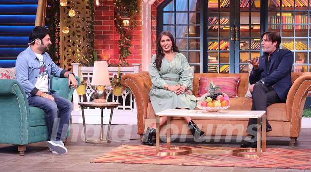 Aashiqui special- Rahul Roy and Anu Agarwal on The kapil Sharma Show