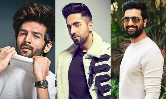 From Kartik Aaryan To Vicky Kaushal Gen Next Heroes Own February 2020 With Their Spectacular