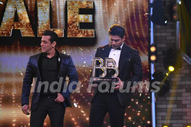 Sidharth and Salman