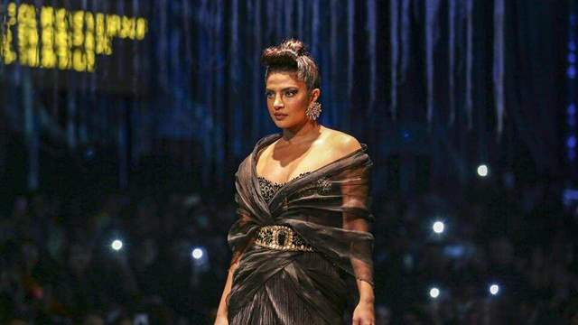 Priyanka Chopra Jonas S Heartfelt Tribute To Wendell Rodricks A Visionary Of A Fashion Designer