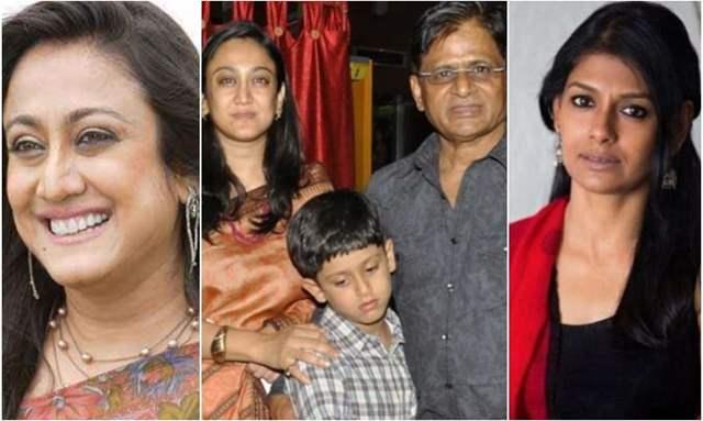 Raghubir Yadav wife Poorinma, Nandita Das, Sanjay Mishra wife Roshni
