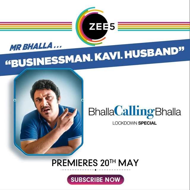 Mr. Bhalla in the show