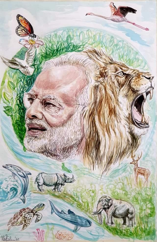 After Disha Vakani Taarak Mehta Ka Ooltah Chashmah S Mayur Aka Sunder Sketches Pm Narendra Disha vakani was born in gujarati family. after disha vakani taarak mehta ka