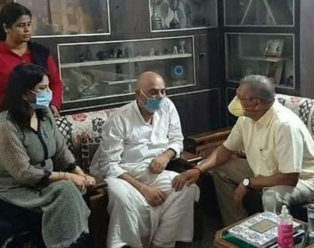Nana Patekar Sushant Singh Rajput