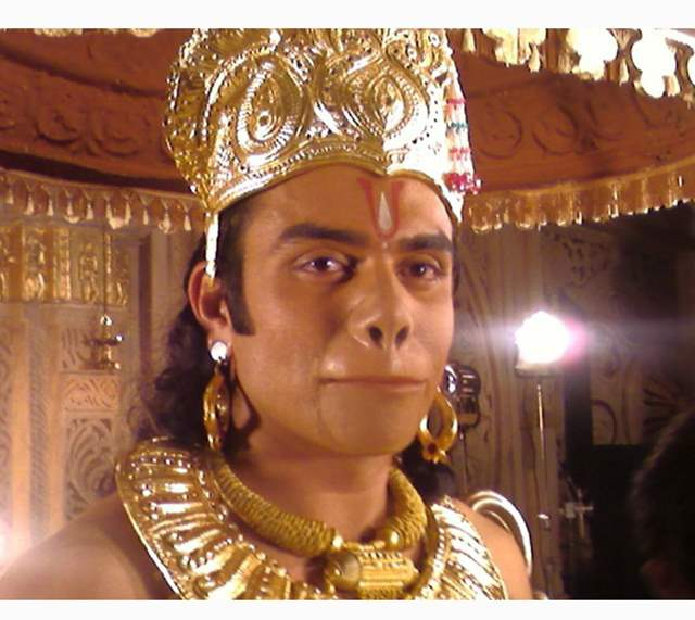 Vikram as Hanuman