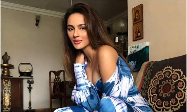 Seerat Kapoor Shares Jaw Dropping Unseen Video On Women S Day