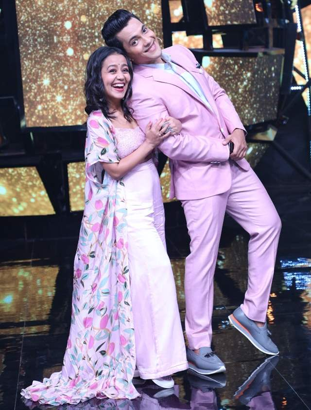 Neha Kakkar All Praises For Aditya Narayan For The Promo Of Indian Idol 12 India Forums