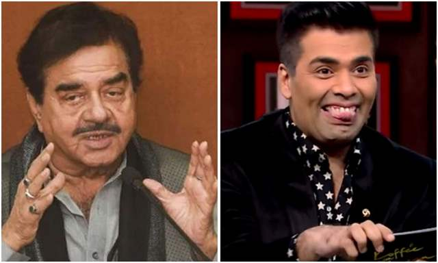 Shatrughan Sinha Takes A Dig At Koffee With Karan, Blames It For ...
