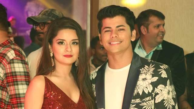 Sidharth Nigam and Avneet Kaur