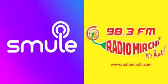 Smule and Radio Mirchi
