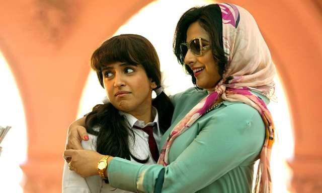 Sanya Malhotra in Shakuntala Devi
