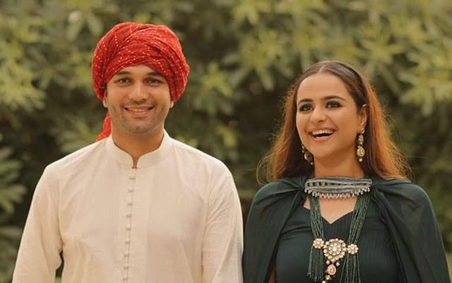 Prachi Tehlan & Rohit Saroha