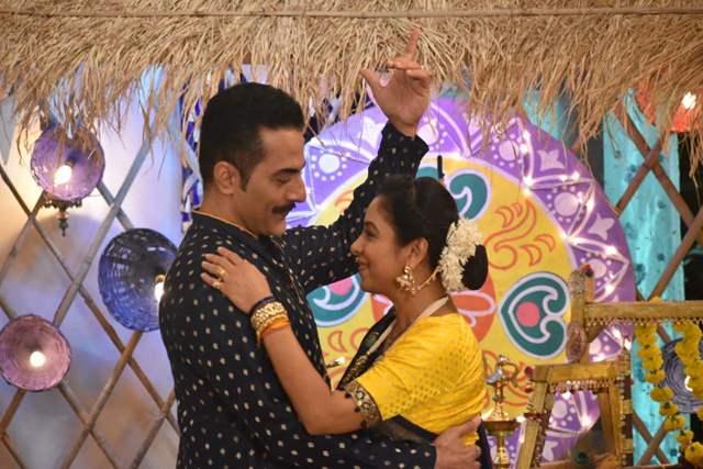 Anupamaa dance
