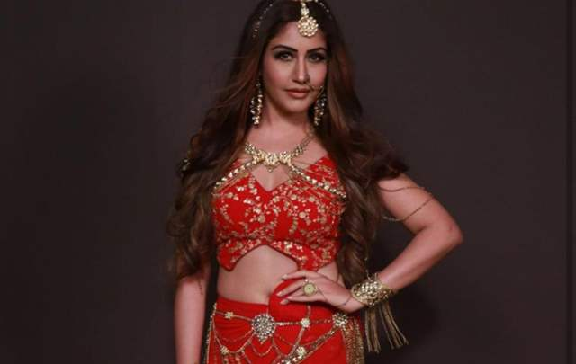7 times Naagin 5 actress Surbhi Chandna upped the