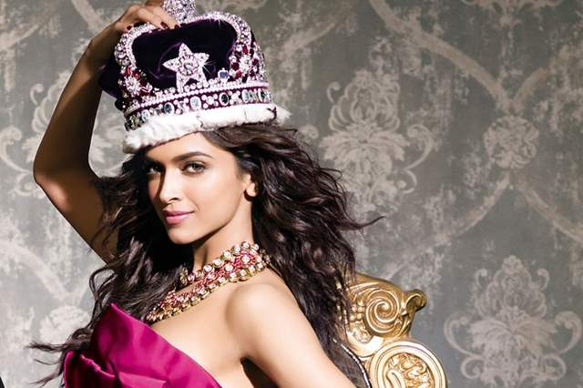 Deepika Padukone crown