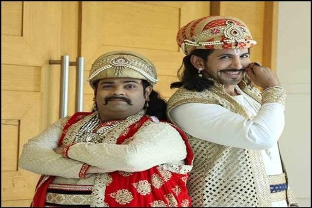 Kiku Sharda and Vishal Kotian