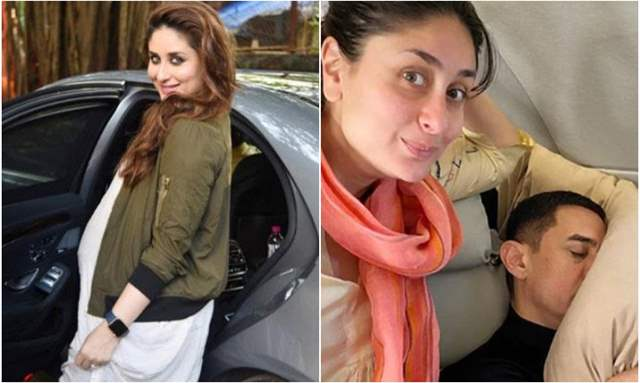 Kareena's Baby Bump to be Concealed Using VFX for 'Laal Singh Chaddha' Shooting