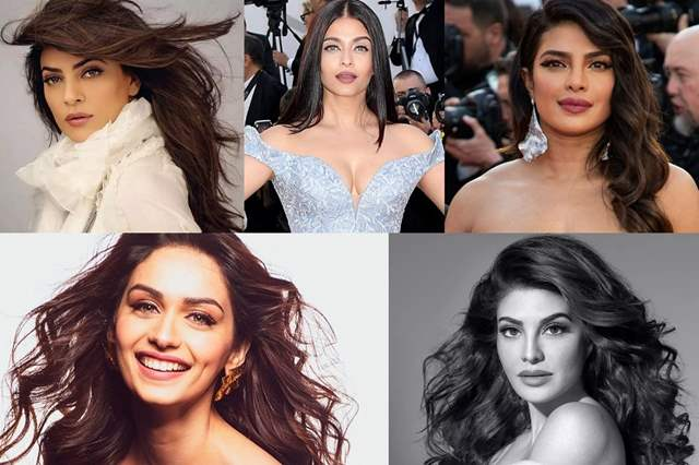 Bollywood Actresses Pageants
