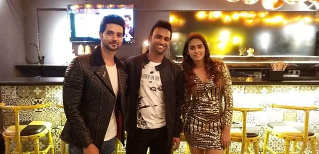 Shakti and Neha
