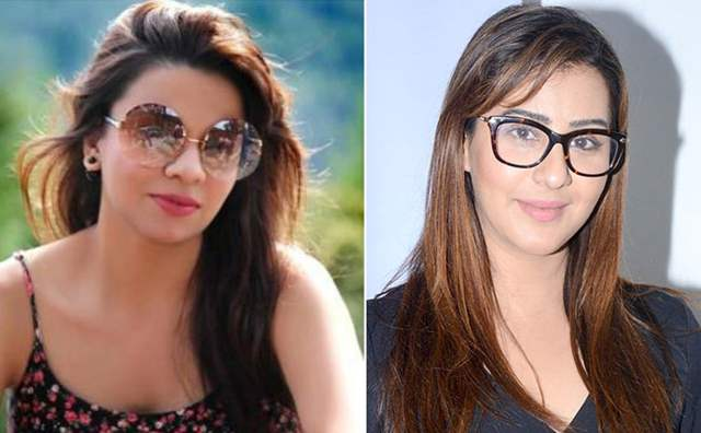 Shilpa Shinde and Preeti Simoes