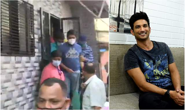 Sameul Miranda detained in connection to Sushant Singh Rajput's case