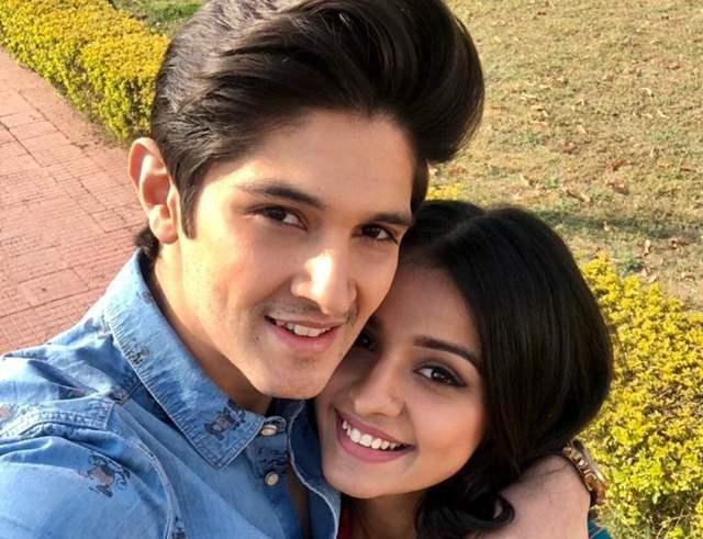 Rohan Mehra and Mahima Makwana