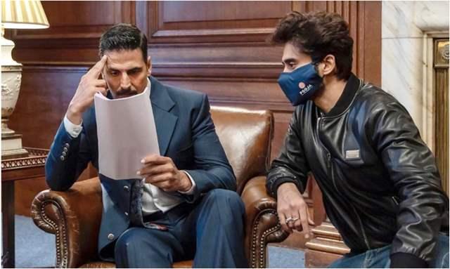 Akshay Kumar and Jackky Bhagnani