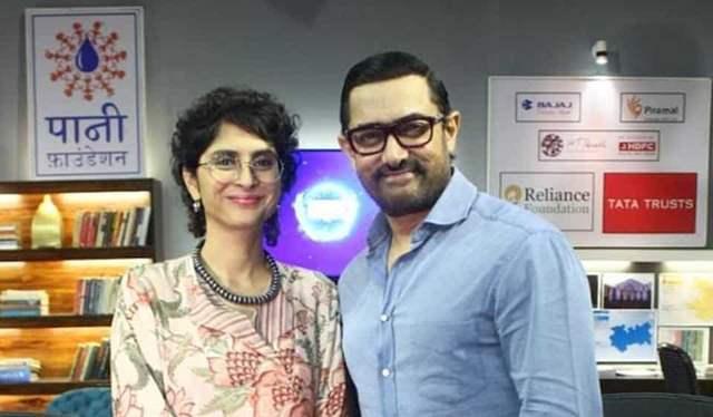 Aamir Khan Kirao Rao