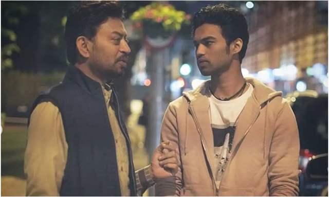 Irrfan Khan and son Babil Khan