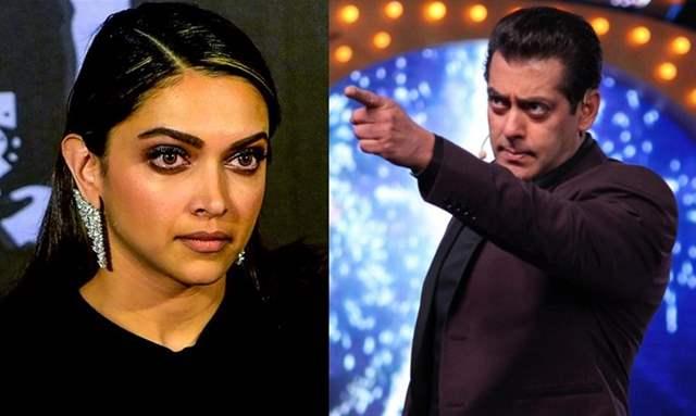 Deepika Padukone Salman Khan