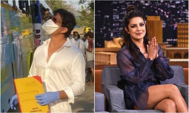 Priyanka Chopra praises Sonu Sood
